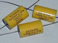 Audio Capacitor