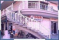 Designer Metal Stairs