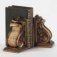 Alab Scroll Bookend