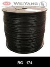 RF RG 174 Coaxial Cable