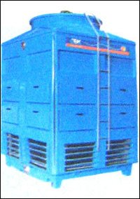 Evaporative Coil Type Cooling Towers