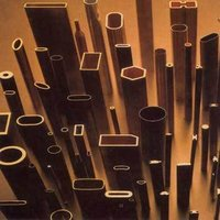 Architectural Brass Tubes