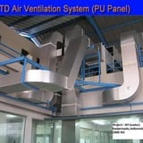 Pre-Insulated Air Ducts System