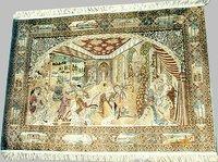Mughal Darbar Carpets