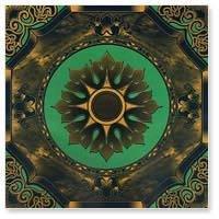 Designer Green Ceramic Tiles