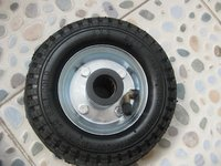 Air-Inflated Rubber Wheel