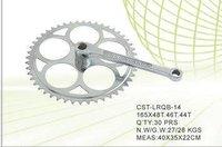 Bicycle Chainwheel Crank
