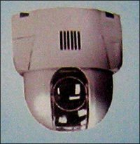 Dome Camera With Scanner