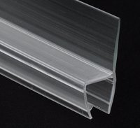 Pvc Seals For Glass Shower Doors in Foshan