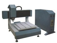 Cnc Machine For Metal And Mould Engraving