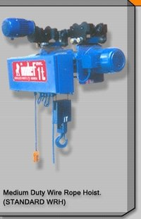 Indef Electric Wire Rope Hoist