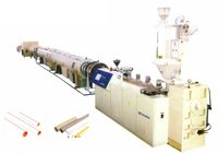 Single/Twin Screw Extrusion Line For Pvc Profile