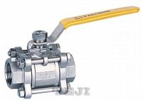 3pc Threaded Ball Valve in Wenzhou