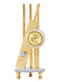 Cricket Desk Clock