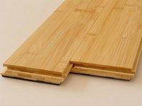 Click System Horizontal Natural Bamboo Flooring
