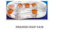 Orange Soap Case