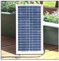 110W Mono Crystalline Solar Panel