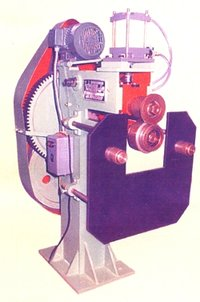 Rotary Type Flanging Machine