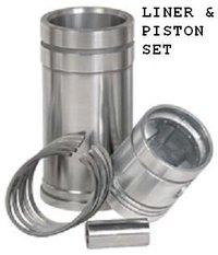 Lister 10 HP Engine Liner Piston Kitset
