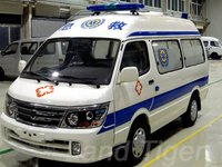 JINBEI Sea Lion High Roof Ambulance 4RB2