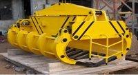 Heavy Duty Clamshell Grab-(Elcto-Hydraulic)