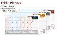 Monthly Table Planner
