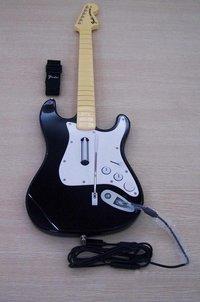 ROCK BAND 1 XBOX GUITAR