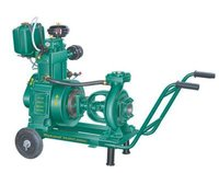 Diesel Pumpset - High Speed, Water-Cooled & Air-Cooled, Light Weight 3 to 9 HP