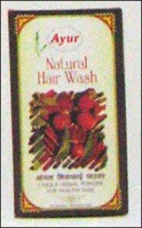 Natural Hair Wash With Amla And Shikakai