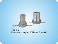 Camlock Coupling Type C