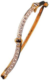 Diamond Studded Bangles