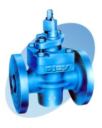 Self Lubricating Plug Valves
