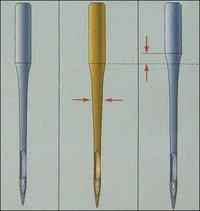 Db X K5 Standard Needles