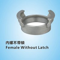 Guillemin Coupling (Femlame Without Latch)
