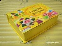 Holi Mubarak - Holi Gift Pack in Delhi