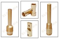 Precision Brass Turned Component