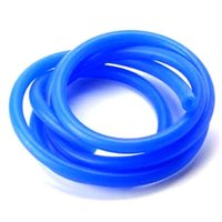 Transparent And Braided Silicone Tubing