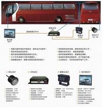 Parking Sensor System For Bus