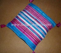 Recycled Silk Cushion Covers