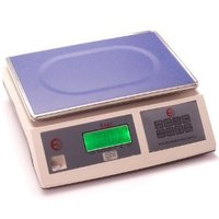 Table Top Weighing Scale - Silver