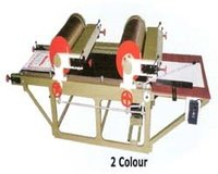Flexo Graphic 2 Color Printing Machines