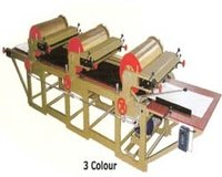 Flexo Graphic 3 Color Printing Machines