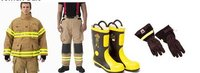 Heat And Fire Protective Clothing