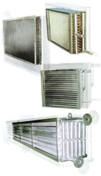 Finned Tube Heating / Cooling Coils