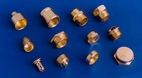Natural Brass Fittings