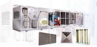 Turnkey Projects For Humidification, Ventilation And Air-Conditioning Systems
