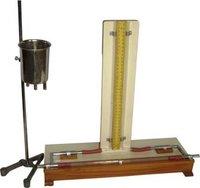 Viscosity Apparatus By Capillary Flow Method