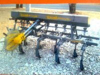 Cultivator-Seed Drill