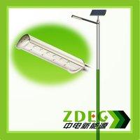 ZDEG 40w Solar Street Lights