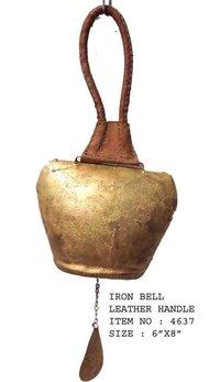 Antique Iron Bell